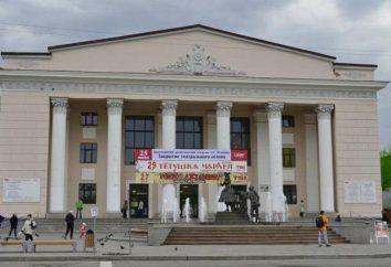 Teatro do jovem espectador (Krasnoyarsk): repertório, história, foto