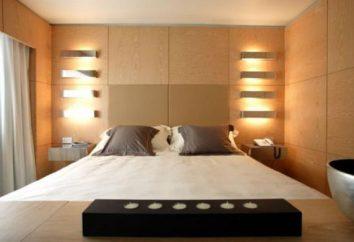 Come scegliere l'illuminazione nella camera da letto