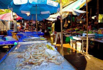 Fischmarkt in Pattaya: wie man diesen Verkauf erhalten, Tipps für Reisende