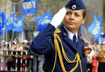 szkoły wojskowe dla dziewcząt. Suvorov szkoła wojskowa dla dziewczynek