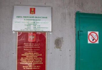 Centro de Oncologia, Tver: Serviços de endereço, telefone e comerciais, comentários