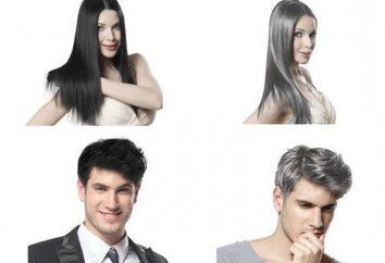 Wie die Farbe mit schwarzen Haaren waschen? Methoden und Empfehlungen