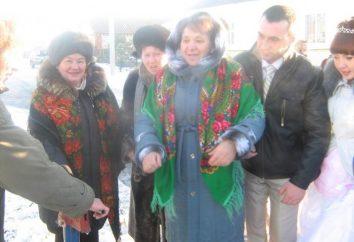 Narodowe tradycje Tatarstan: wesele toast od rodziców