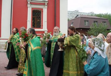 Dreifaltigkeitskirche in Konkovo: Beschreibung, Fotos und Bewertungen