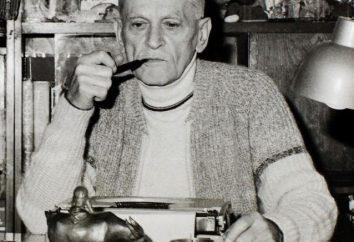 Alfred Shkliarsky. Biografia e obra do escritor