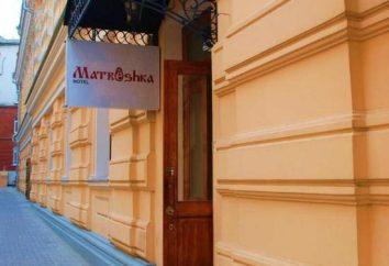 "Hôtel ""Matreshka"" (Moscou): photo et avis de touristes"