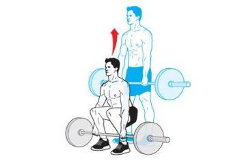 Stacco: quello che i muscoli lavorare? Stacco: come fare?