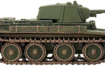 Der schnellste Tank BT-7 wurde nicht für die Verteidigung geschaffen
