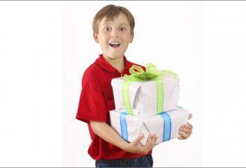 Un regalo para el chico de 11 años. Regalos para adolescentes