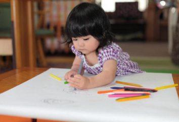 le attività di sviluppo dei minori 3-4 anni