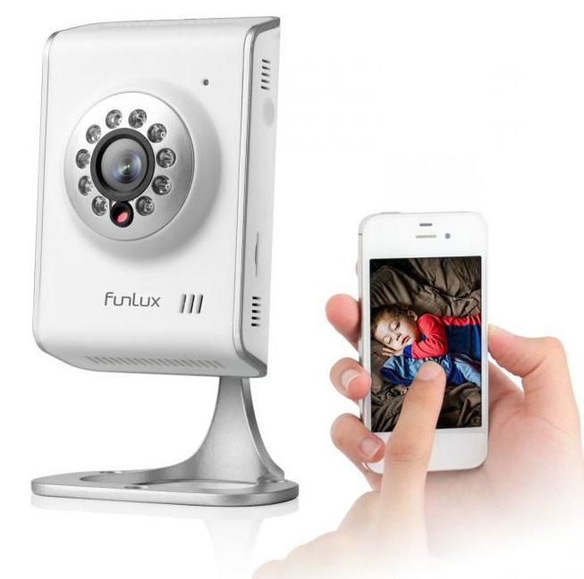installer une camera ip gardez un il sur votre maison avec la camera ip wifi chacon with. Black Bedroom Furniture Sets. Home Design Ideas