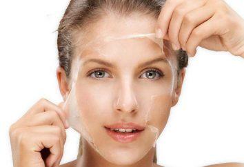 Rodzaje peelingu kosmetyka twarzy. peelingi chemiczne do twarzy: poglądy, opinie