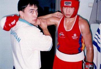 Maxim Golovkin – fratello Gennady Golovkin. Biografia e Foto