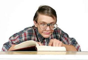 """NERD – ¿qué es esto? Significado de la palabra """"nerd"""". ejemplos"""