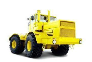Tracteur K-701: caractéristiques techniques, les photos