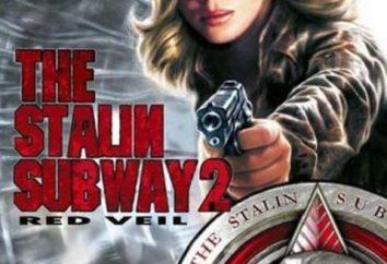 """Passage """"Metro-2"""". Descrizione del gioco"""