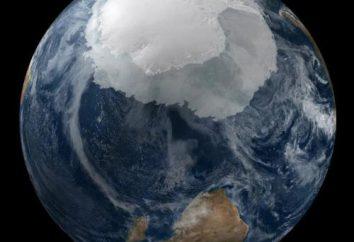 Antártida: el clima y la fauna