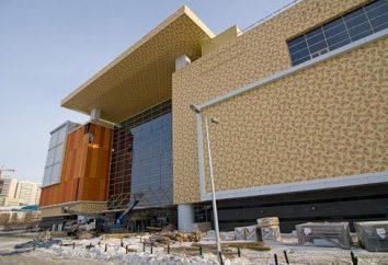 """Mall """"Aura"""". Novosibirsk – el centro al por menor en Siberia"""