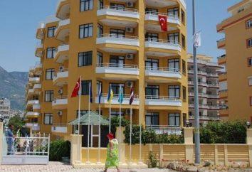 Best Beach Hotel Alanya 3 – Turcja dla kibiców podróżujących na budżet
