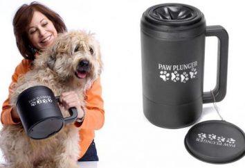 Lapomoyka para perros: revisiones del modelo, principios de funcionamiento. Cómo lavar las patas del perro después de una caminata