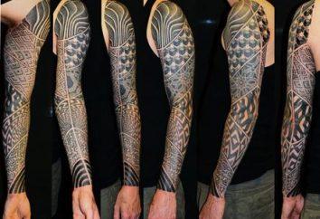 "Co wygląda ""blackwark"" (tatuaż)?"