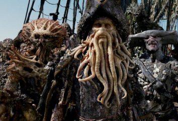 "Davy Jones – kapitan ""The Flying Dutchman"""