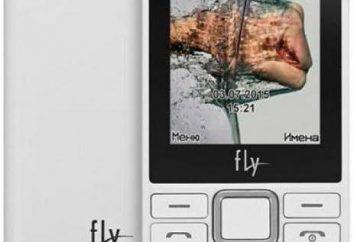 Telefon komórkowy Fly FF241: opinie klientów