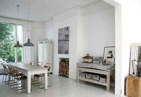 Cucina in stile scandinavo. Cucina in stile scandinavo – foto. stile scandinavo nell'interno della cucina
