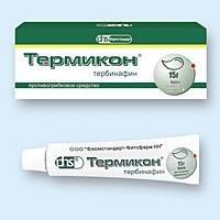"""Significa """"Termikon"""" (pomata). istruzione"""