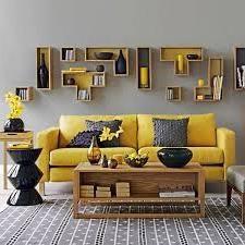 Wanddekor im Wohnzimmer: spannende Ideen für Ihr Zuhause