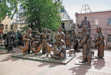 Moskiewski cyrk Nikulin na bulwarze Tsvetnoy: historia, opinie, kierunki, zdjęcie