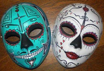 Qu'il est nécessaire pour la fabrication de masques en papier mâché avec leurs mains? Des idées pour l'inspiration