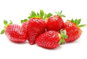 Alérgico a las fresas: síntomas, tratamiento