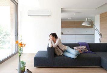 Instalação de ar condicionado no apartamento com as próprias mãos (foto)