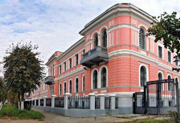 Serpukhov History and Art Museum: fotos, opiniões, endereço, horário de funcionamento