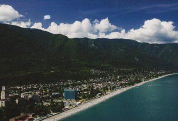 Quel meilleur endroit pour se détendre en Abkhazie