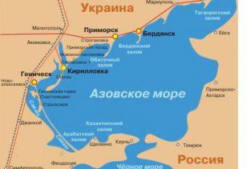 Centro di cura sul Mar d'Azov: una lista dei migliori. Riposo e trattamento sul Mar d'Azov
