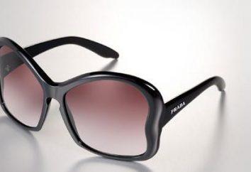 Bekannte Marken von Sonnenbrillen