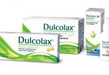 """""""Dulkolaks"""": instrukcje użytkowania. Tabletki, czopki i krople """"Dulkolaks"""": opinie"""