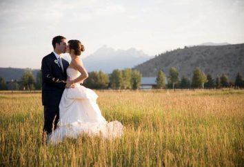 Ślub na charakter ich własnych rąk: wybór lokalizacji, opcje dekoracji namiot budowa