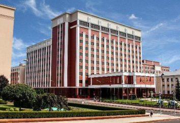 """Bielorrússia Hotéis: avaliações, comentários, descrições e comentários. Hotel """"Belarus"""", Minsk: revisão e feedback dos visitantes"""
