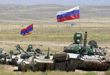 base militaire 102. La 102e base militaire russe à Gyumri (Arménie)
