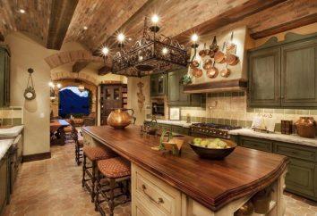 Die Küche im italienischen Stil – Modetrends