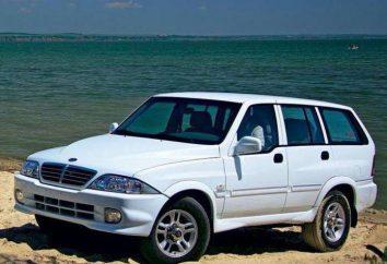 SUV, crossover: rosyjski przemysł samochodowy i jego samochód z wysokim krzyżem