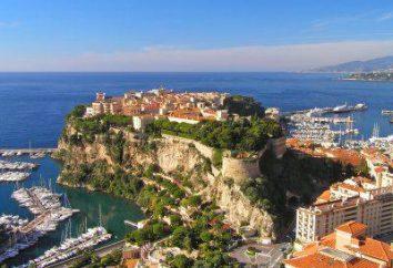 Onde está Monaco? O Principado do Mónaco. Monaco Rainha