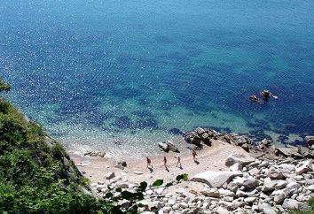 "Primorsky Krai, ""Quiet Cove"" (centro ricreativo). Rest in Primorskiy Kray"