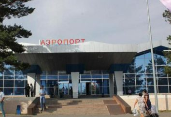 Aéroport (Kostanay): Histoire AEROCOMPLEX, l'infrastructure, les données techniques
