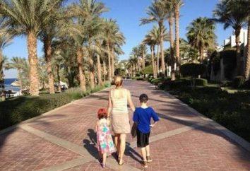 Le choix des hôtels Égypte pour les familles avec enfants
