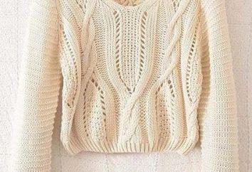 Como tricotar um tricô camisola. conselhos práticos