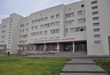 Wołogdy, Szpital Dziecięcy: adres i opinie